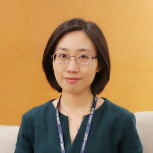 Ally Zhuang (Chief Legal Officer and Vice President, CVTE)