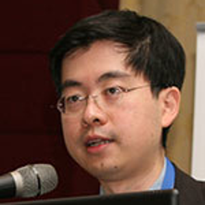 James Ding (Commissioner of IDAR Office at Department of Justice, HKSAR)