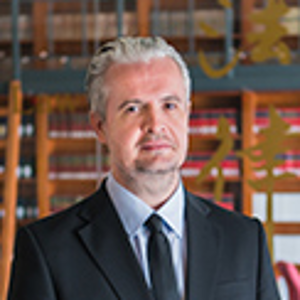 Julien Chaisse (Professor, The Chinese University of Hong Kong (Faculty of Law))