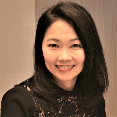 Ms Jody Sin (Vice-Chairperson, HKMC)